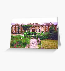 Bantry House Greeting Card