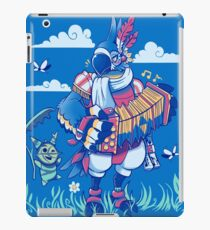 Play the Ancient Song Kass BotW iPad Case/Skin