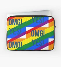 Marriage Equality Vote YES Laptop Sleeve