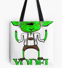 YODEL Tote Bag