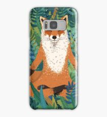 Fox Yoga Samsung Galaxy Case/Skin