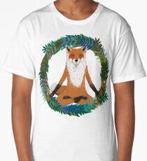 Fox Yoga Long T-Shirt