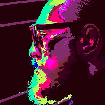 Conor McGregor KIng  by kalosdesign