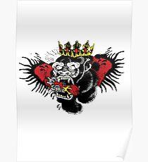 conor mcgregor tattoo Poster