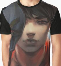 Faker Zed Graphic T-Shirt