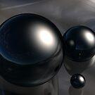 Black Pearls by Rhonda Blais