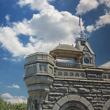 Belvedere Castle by tiptoprb