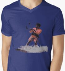 Board Out Of Your Mind Kitesurf Vector T-Shirt