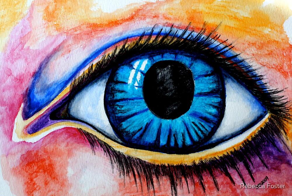 Eye by Rebecca Foster