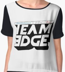 Team edge  Women's Chiffon Top
