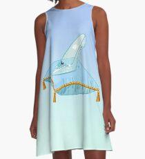 cinderella A-Line Dress