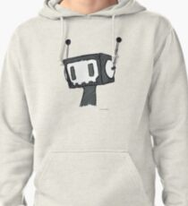 Dropped Robot One Pullover Hoodie