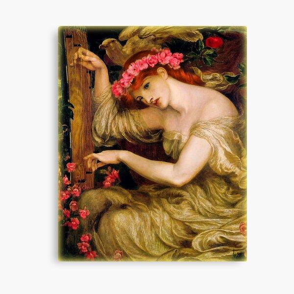 Pre Raphaelite Canvas Print