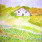 Old Barn by Charisse Colbert