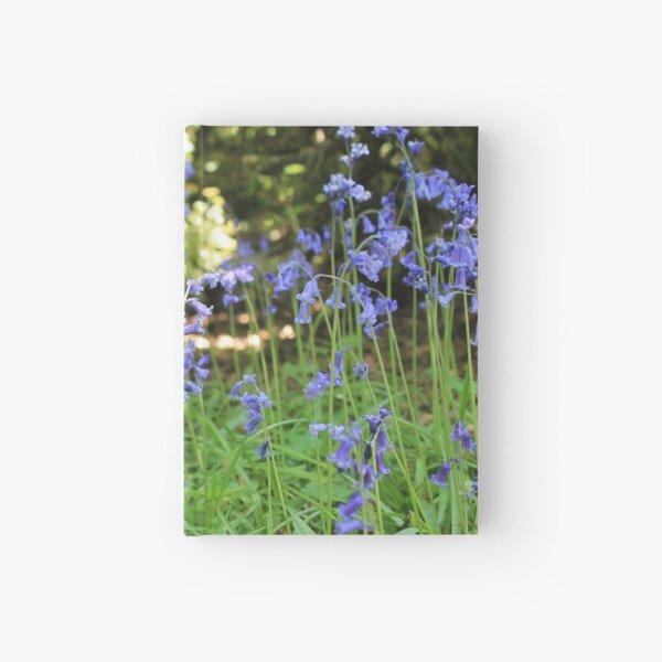 Bluebells, Bluebells, Bluebells Hardcover Journal