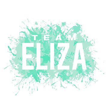 Team Eliza | Elizabeth Schuyler by hamilkids