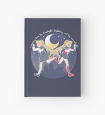 Fighting Evil By Moonlight Hardcover Journal