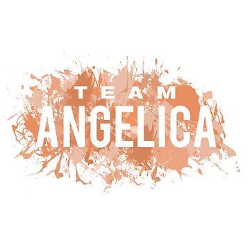 Team Angelica | Angelica Schuyler by hamilkids