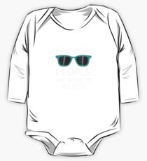 Coolest People in March Rqwlu One Piece - Long Sleeve