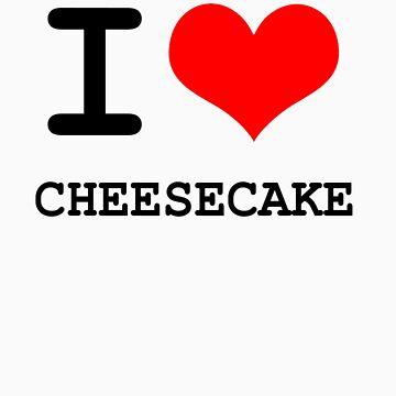I Heart Cheescake by brisee