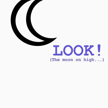 LOOK! by brisee