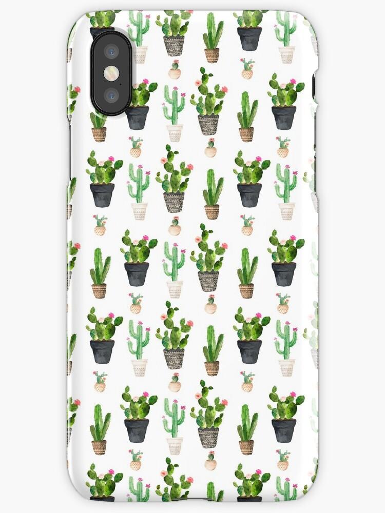 Cactus Pattern by BekkaCampbell