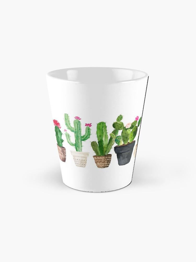 Alternate view of Cactus Mug