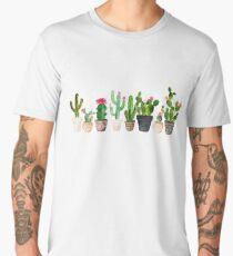 Cactus Men's Premium T-Shirt
