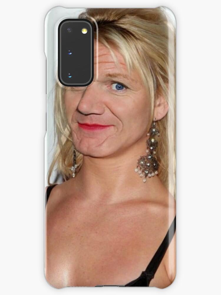 Gordon Ramsay Meme Case Skin For Samsung Galaxy By Balzac Redbubble