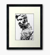 Enemy Framed Print