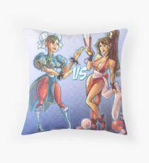 Capcom VS SNK Throw Pillow