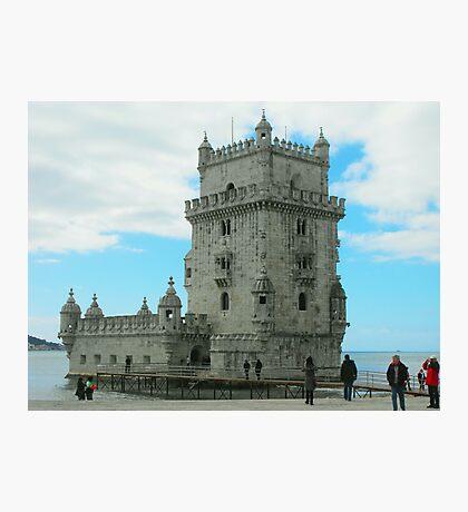 Belem Tower, Lisbon Photographic Print