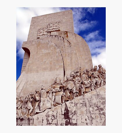Monument to the Discoveries, Lisbon Photographic Print