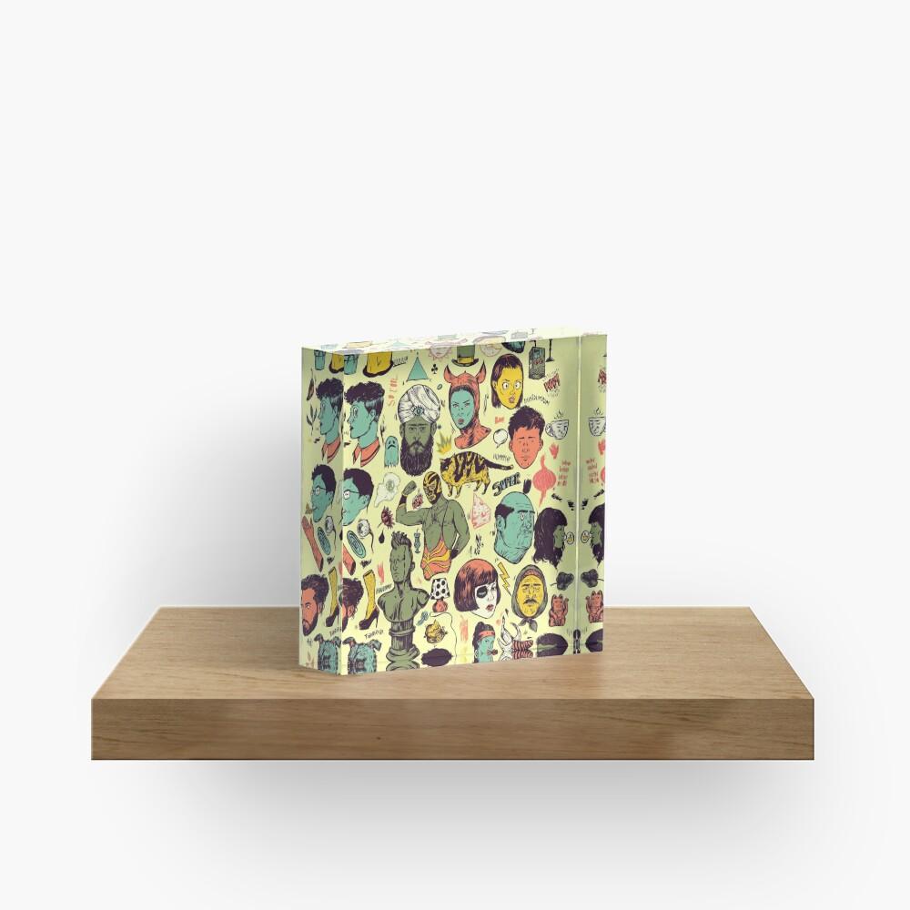 Things Acrylic Block