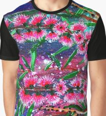 Bottlebrush Graphic T-Shirt