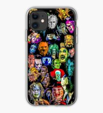 horror collection  iPhone Case
