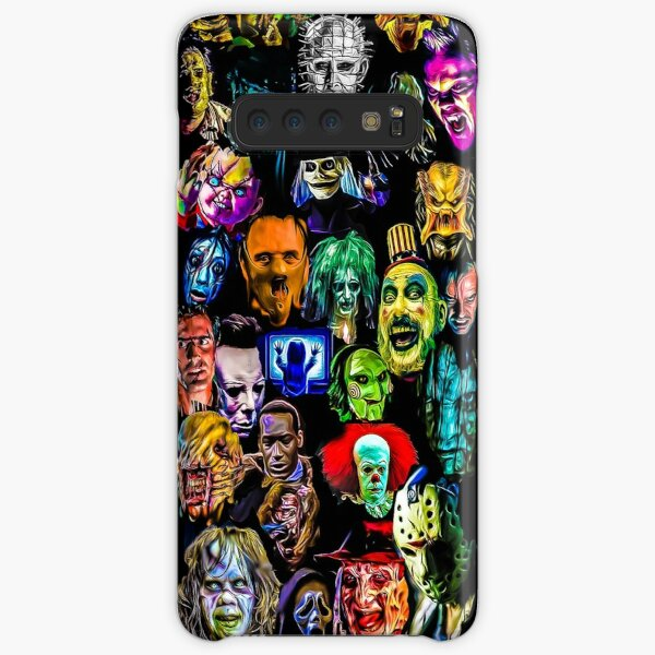 horror collection  Samsung Galaxy Snap Case