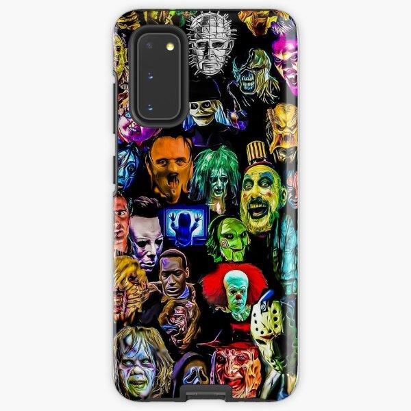 horror collection  Samsung Galaxy Tough Case