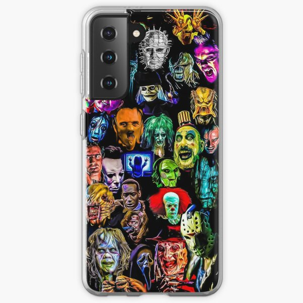 horror collection  Samsung Galaxy Soft Case