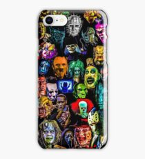 horror collection  iPhone Case/Skin
