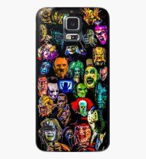 Funda/vinilo para Samsung Galaxy colección de terror