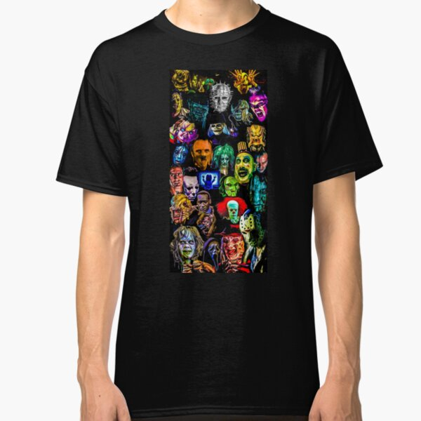 horror collection  Classic T-Shirt