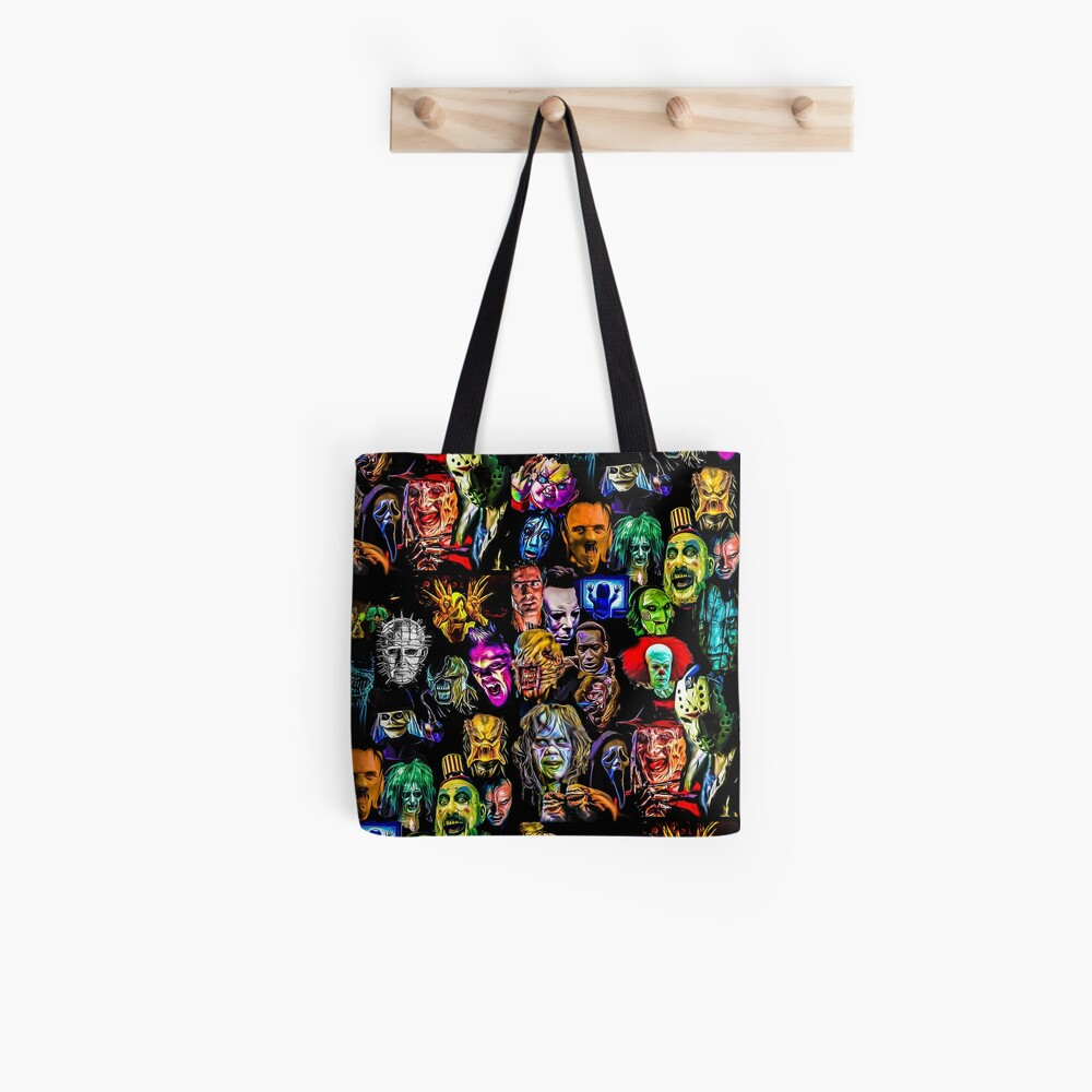 horror collection  Tote Bag