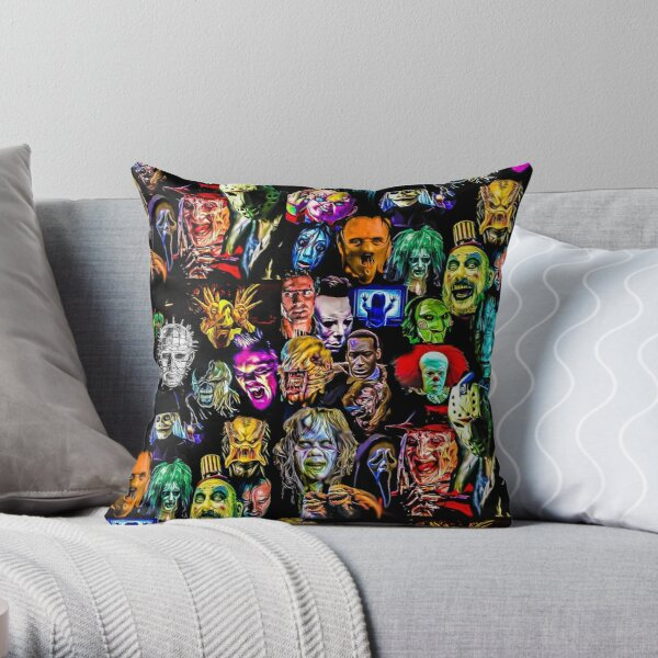 collection d'horreur Coussin