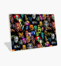 horror collection  Laptop Skin