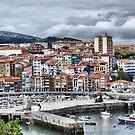 Bilbao, Spain by Stephen Burke