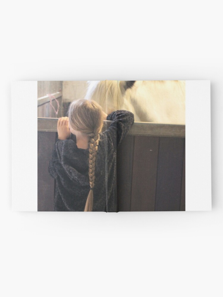 Alternate view of New friends Hardcover Journal