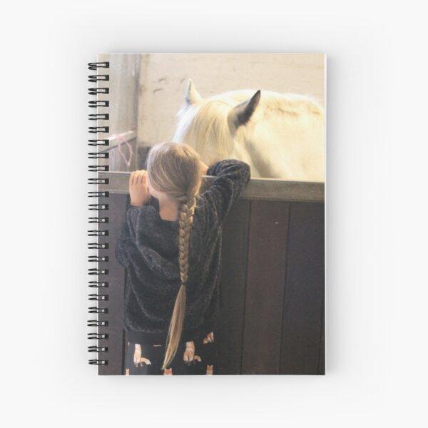 New friends Spiral Notebook