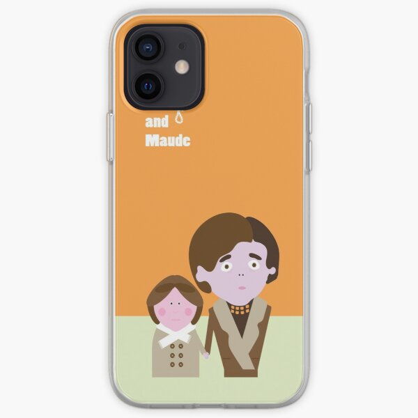 Harold And Maude iPhone Soft Case