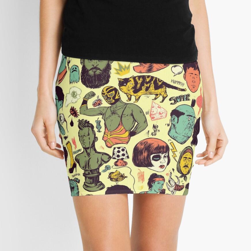 Things Mini Skirt